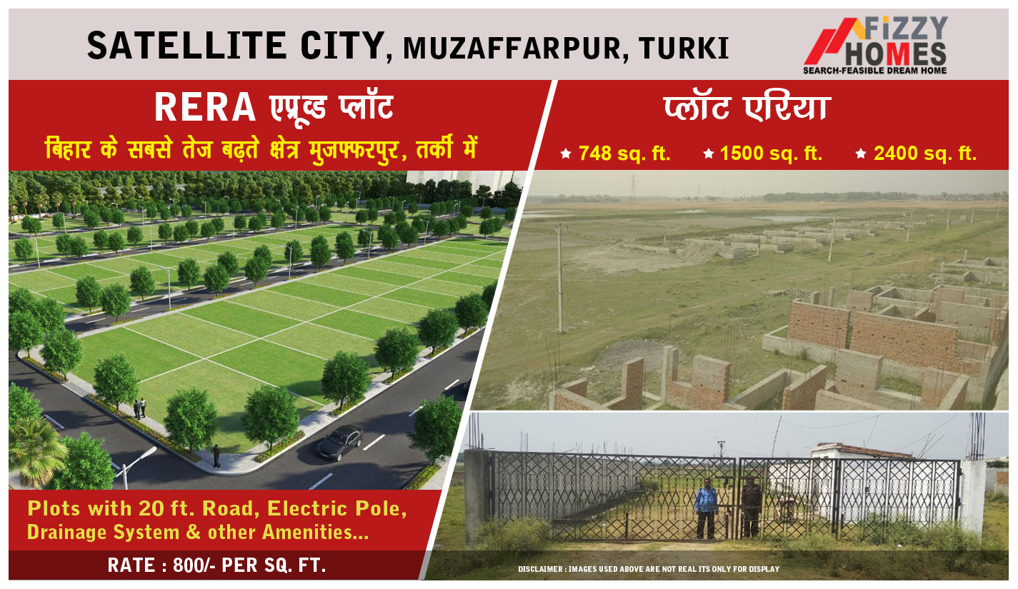 Residential Plots for Sale In Satellite City