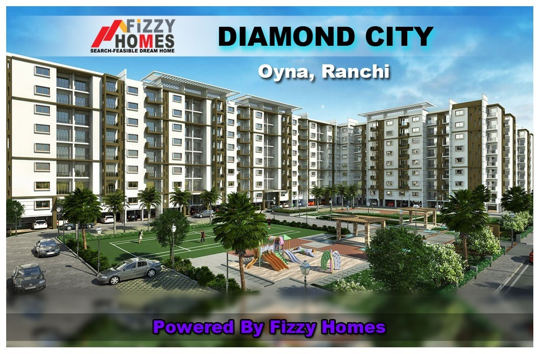 2 Bhk & 3 Bhk Flats in Diamond City